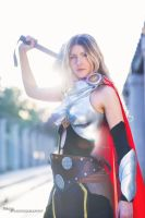 Thor 1 by Cosmic-Empress