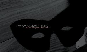Everyone has a Mask... by evilness-2008
