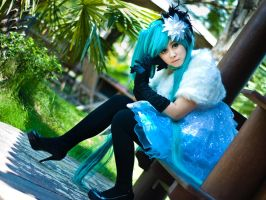Camellia Miku by hellsign