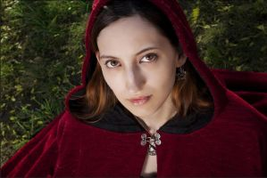 Red Riding Hood by Matt Norris by sapphire-blackrose