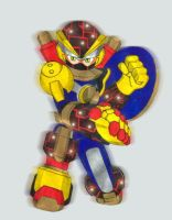 The Utlimate Rockman Style by prime92