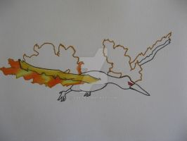 WIP Moltres by L98