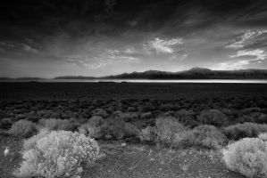 Pyramid Lake by sciph