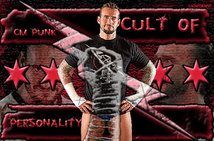 CM Punk Cult of Personality 3 by Claine89