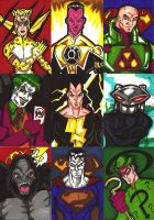 Legion of Doom update by RWhitney75