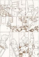 Maggies Mission pg 1 by RadPencils