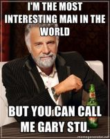 """""""The most interesting.."""" by quamp"""