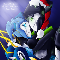 New Years Gift: Amni and Katie by Neutral-Rou