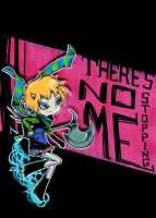 there's no stopping me by Valerei