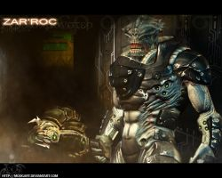 Zar'roc by Moogart