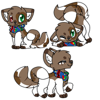 More Mini Babs (C) by PoicakesXOX
