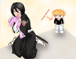 Who Rukia really missed by chovaneshka
