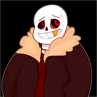 Underfell Sans by End-Prince
