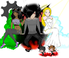 contest sinful prayer by TheMadHattersMistres