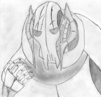 My first Grievous by Giorgia99