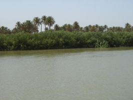 Euphrates river 2 by spring-sky