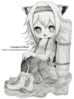 Class G - 19th - Camper in Mud by Kiriphorito