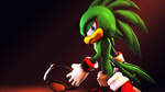 Jet the Hawk - Sonic Riders by ShushiKillers
