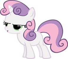 Sweetie Belle v2 by MoongazePonies
