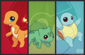 Classic Starters by argibi