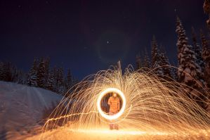 Steel Wool by kelsey-photography