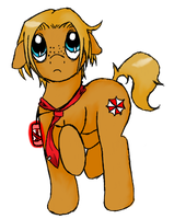 William Birkin Pony Color by JonniCress