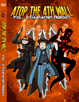 Atop the 4th wall: Character Reboot by MTC-Studio