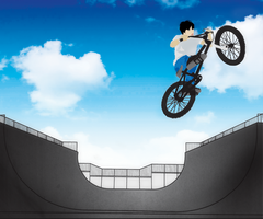 Heaven Is A Halfpipe by MD3-Designs