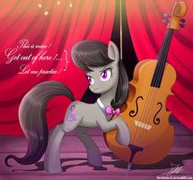 Octavia -Profile- (+ SPEEDPAINT) by The-Butcher-X