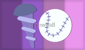 Screwball CM Wallpaper by alanfernandoflores01