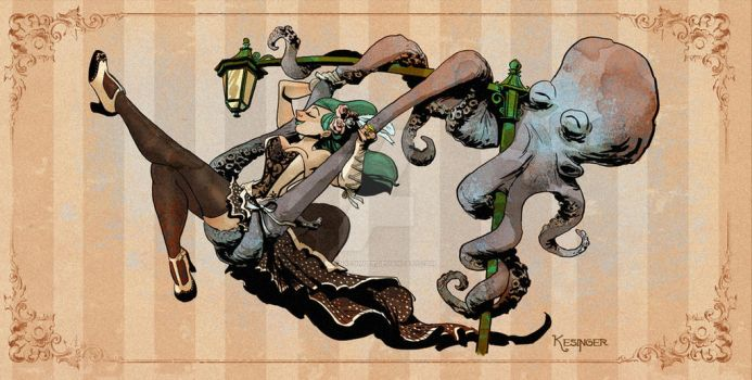 swinging with otto by BrianKesinger