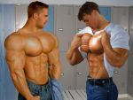 Gym Boys by DRCh