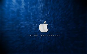 Think Different by rubasu