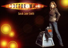 Doctor Who Sarah and K-9 Retun by markdominic