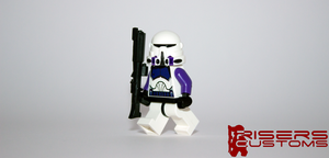 187th Legion Airborne Clone Trooper by Riser38