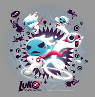 Luko The Germ Sweeper 02 by GuGGGar