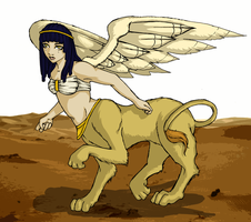 Sphinx by daestwen