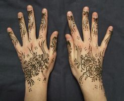 Next Mehndi by martucia