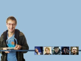 Arthur Darvill Wallpaper 1 by pfeifhuhn