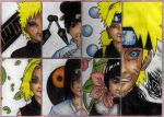 Naruto comic strip by BluenetteDiviner