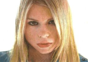 billie piper. by slave-roc