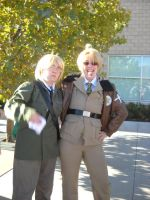 Anime Banzai 2012 England and America by spottedcloud123