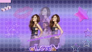 Ariana Grande (PhotoScape) by pinguinuela