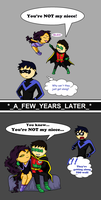 dc: be careful what you wish for, dick by Jaybird23