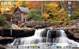 October Desktop Autumn -polish by Dannydeman