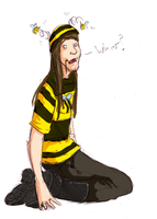 Is a Bumblebee by ftw302