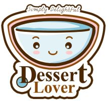 Dessert Lover Logo by Reallyfreshriceball