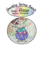 [PARPG] - Flitter by Paintspokes