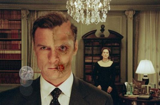 Liev Schreiber as Two Face by Gregorias