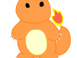 The ChibiDex - 004 Charmander by Firedakitteh